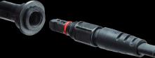 Оптический усиленный герморазъем DLX