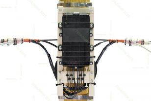 Муфта МОГ-БОКС2 на уровне оптического жгута